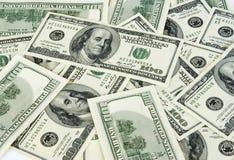 Dollars de fond photos libres de droits