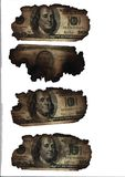 Dollars de fri image stock