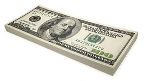 dollars de gerbe Image stock