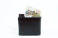 Dollars de Hong Kong, Hong Kong Wallet, Hong Kong Money Photographie stock libre de droits