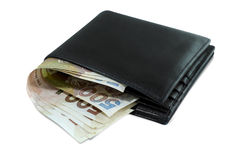 Dollars de Hong Kong, Hong Kong Wallet, Hong Kong Money Photos stock