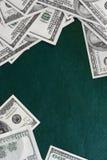 Dollars de trame Photo stock