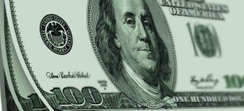 Dollars des Etats-Unis Photographie stock