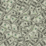 The dollars. Royalty Free Stock Image