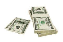 Dollars, dollar, dollars Stock Photos