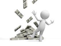 Dollars Royalty Free Stock Photography