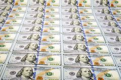 Dollars 2013 edition Stock Image