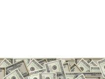 Dollars frame 2 Stock Photo