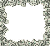 Dollars frame WITH CLIPPING PATCH. 