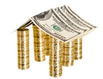 Dollars Royalty Free Stock Photo