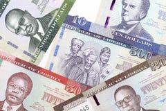 Dollars libériens, un fond