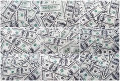 Dollars Stock Image