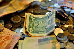 Dollars Money Currency Royalty Free Stock Images