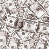 dollars nous Photo libre de droits