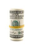 Dollars roll Stock Images
