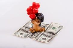 Dollars skrilla Royalty Free Stock Images