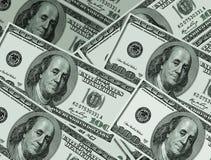 Dollars unis d'état. Fond Photographie stock libre de droits