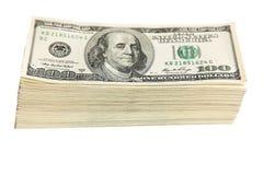 Dollars US Images libres de droits