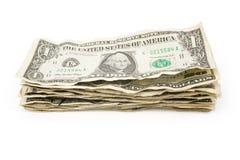 Dollars US Photo libre de droits