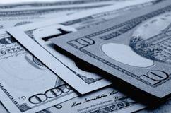 Dollars US d'argent liquide Photo stock