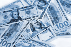 Dollars USA Royalty Free Stock Photo