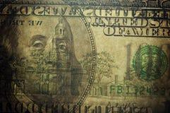 Dollarsachtergrond Stock Afbeeldingen