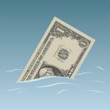 Dollarschein Stockbild
