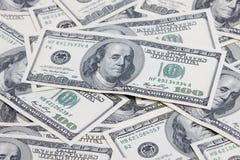 Dollarscheine Lizenzfreies Stockbild