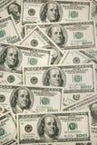 Dollarscheine Stockfotografie