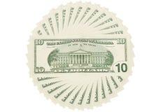 Dollarscheine Lizenzfreie Stockbilder
