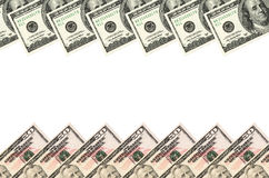 Dollarskader Stock Foto