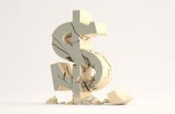 Dollarteken Stock Afbeeldingen