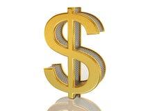 Dollarzeichen Lizenzfreie Stockfotografie