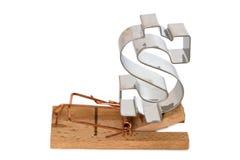 Dollarzeichen Lizenzfreie Stockfotos