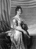 Dolley Madison Arkivbilder