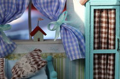 Dollhouse Royalty Free Stock Image