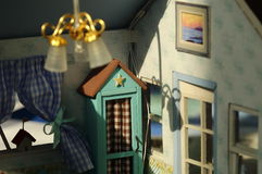 Dollhouse Royalty Free Stock Images