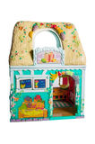 Dollhouse little shop Royalty Free Stock Photography