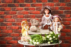 Free Dolls Royalty Free Stock Photos - 23691318