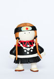 Dolls Handmade In Thailand Stock Photo