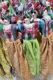 Dolls napkin Stock Photography