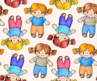 Dolls Royalty Free Stock Image
