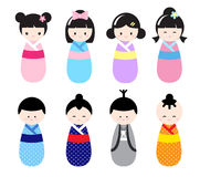 The Dolls. Stock Photography