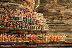 Dolls in Thailand Royalty Free Stock Photos