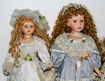 Dolls Stock Images
