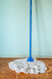 Dolly cotton mop Royalty Free Stock Image