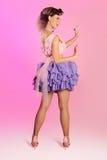 Dolly Girl Royalty Free Stock Photos