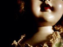 Dolly hals royalty-vrije stock afbeeldingen