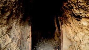 Dolly niecka zapamiętanie Srebnej kopalni Złocisty dzień zbiory wideo