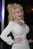 Dolly Parton. LOS ANGELES - JAN 9:  Dolly Parton arrives at theJoyful Noise Premiere at Graumans Chinese Theater on January 9, 2012 in Los Angeles, CA Stock Image